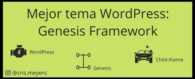 Studiopress genesis mejor tema wordpress